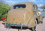 21k photo of 1936 Chevrolet Master DeLuxe 4-door Sports (trunkback) Sedan