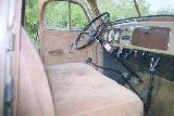 18k photo of 1936 Chevrolet Master DeLuxe 4-door Sports (trunkback) Sedan, dashboard