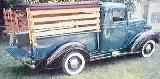 11k photo of 1937 Chevrolet GC Master 0,5-ton Pickup