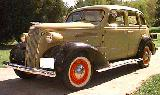 39k image of 1937 Chevrolet Master Standard 4-door Sedan