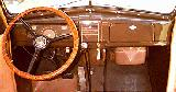 37k image of 1937 Chevrolet Master Standard instrument panel