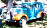 14k photo of 1937 Chevrolet 1,5-ton ambulance