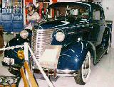 27k photo of 1938 Chevrolet HA Master DeLuxe Rumbleseat Coupe
