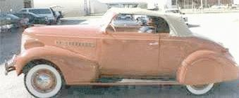 1939 Chevrolet convertible, is it original?