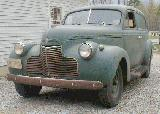 27k photo of 1940 Chevrolet Sedan Delivery