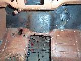 54k photo of 1940 Chevrolet KB Fisher body, look at both rhd and lhd stamps
