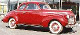 19k photo of 1940 Chevrolet KH Master DeLuxe coupe