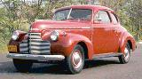 14k photo of 1940 Chevrolet KB business coupe