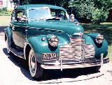 30k photo of 1940 Chevrolet KB 2-door sedan