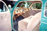 31k photo of 1940 Chevrolet KB 2-door sedan, dashboard