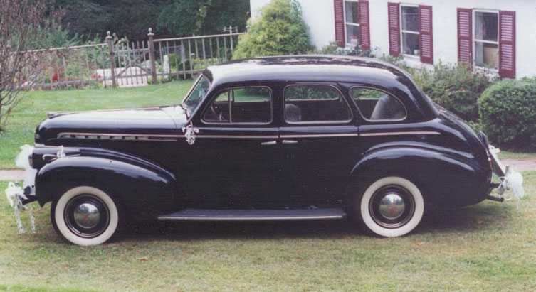 Oldtimer gallery cars 1940 chevrolet for 1940 chevrolet 4 door sedan