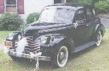 46k photo of 1940 Chevrolet KA Special DeLuxe 4-door sedan