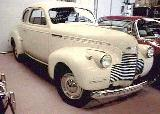 17k photo of 1940 Chevrolet KA coupe