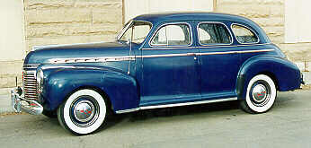 Oldtimer gallery cars 1941 chevrolet for 1941 chevy 4 door sedan