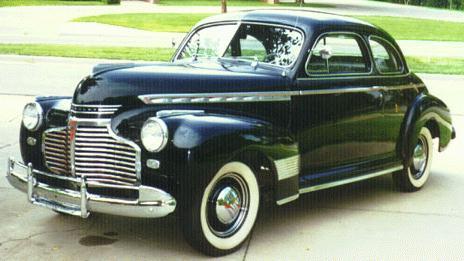 Oldtimer gallery cars 1941 chevrolet for 1941 chevrolet 2 door sedan