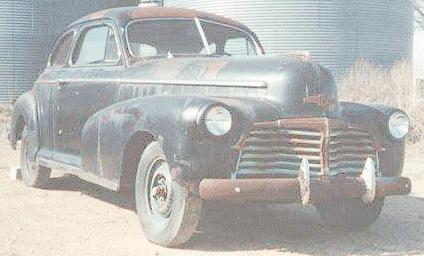 Oldtimer gallery  Cars  1942 Chevrolet