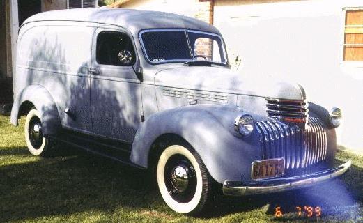 Truck Trader Online >> Oldtimer gallery. Trucks. 1942 Chevrolet 4x2 (USA).