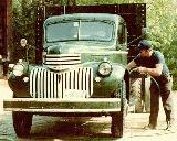 25k photo of 1944 Chevrolet 2-ton truck
