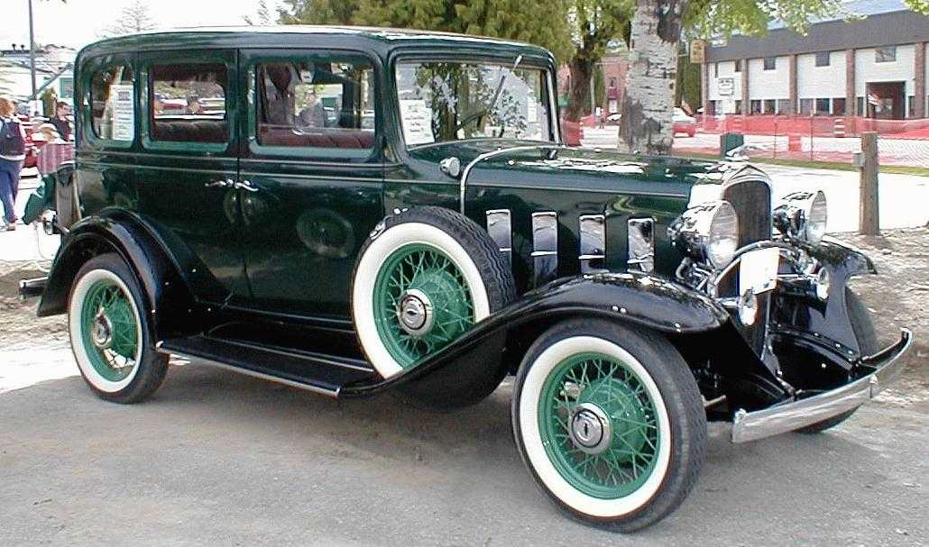 Oldtimer gallery. Cars. 1932 Chevrolet.