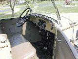 56k photo of 1932 Chevrolet rumbleseat roadster, interior