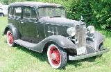 54k photo of 1933 Chevrolet sedan