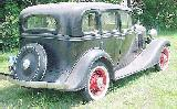 44k photo of 1933 Chevrolet sedan