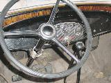 53k photo of 1933 Chevrolet sedan, steering wheel