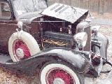 31k photo of 1933 Chevrolet Eagle Master DeLuxe sedan, engine