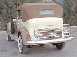 23k photo of 1933 Chevrolet Eagle phaeton of Zaid Asfour