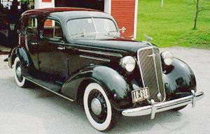 Chev1935 on 1935 chevy 3 window coupe
