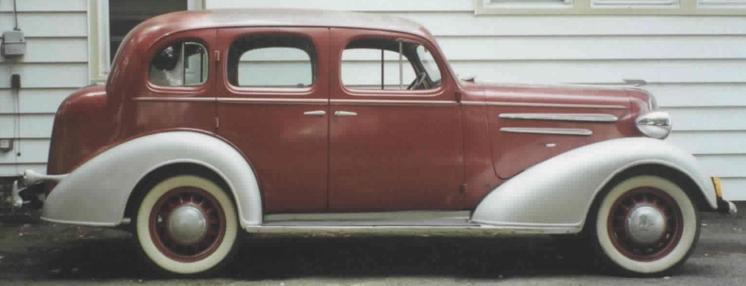Oldtimer gallery  Cars  1936 Chevrolet