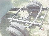 57k photo of 1936 Chevrolet, rear axle