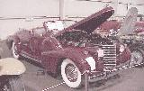 48k photo of 1938 Cadillac 60 Brunn 2-door convertible