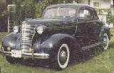 17k photo of 1938 Chevrolet HA Master DeLuxe Business Coupe of Reg. Putts