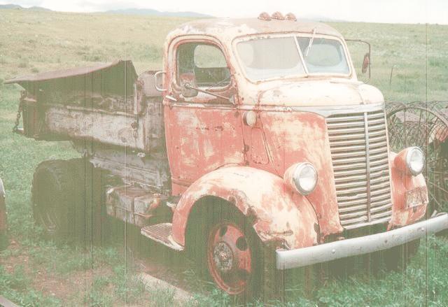 Truck Trader Online >> Oldtimer gallery. Trucks. 1939-1940 Chevrolet C.O.E. (USA).