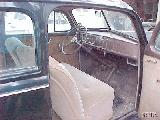 25k photo of 1939 Chevrolet 2-door Town Sedan, interior