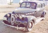 25k photo of 1939 Chevrolet JA Master DeLuxe 2-door Town Sedan