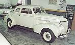 1939 Chevrolet opera coupe
