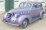 31k photo of 1938 Chevrolet JA 4-door Town Sedan