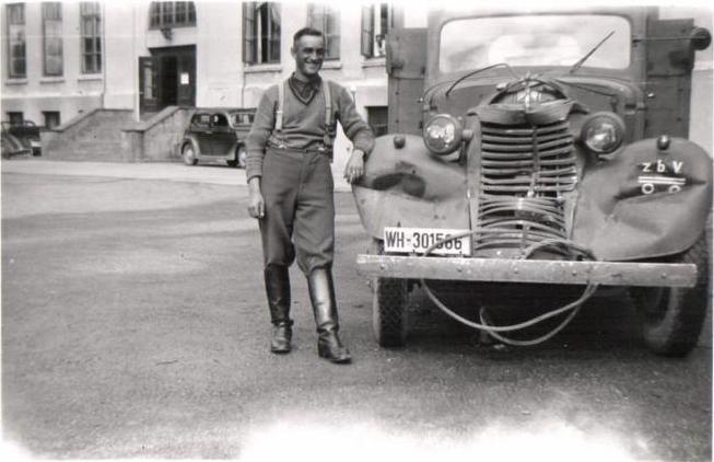 Oldtimer gallery. Trucks. Chevrolet (only pre-1945).