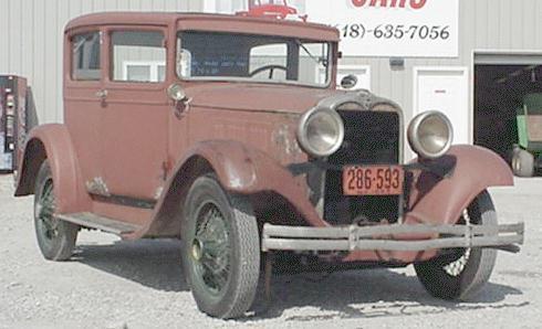 Dd Cylvictorycoupebrougham Spd Countryclassiccars on 1929 Dodge Sedan