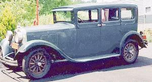 Oldtimer gallery cars 1928 1929 dodge victory six for 1929 dodge 4 door sedan