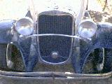 50k photo of 1931 Dodge DH 4-door sedan, radiator shell