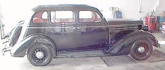 Oldtimer gallery cars 1935 dodge for 1935 dodge 4 door sedan