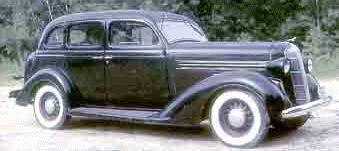 Oldtimer gallery cars 1936 dodge for 1936 dodge 4 door sedan