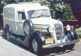 26k photo of 1936 Dodge 0,5-ton Panel Delivery