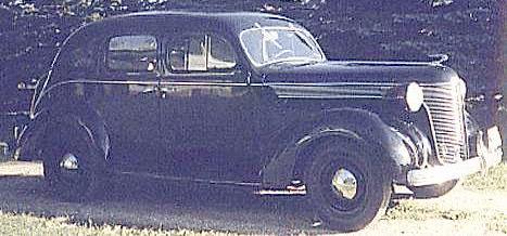 Oldtimer Gallery Cars 1937 De Soto