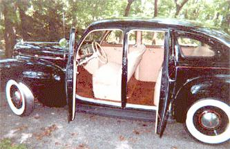 Oldtimer gallery cars 1940 dodge for 1940 dodge 4 door sedan