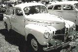 17k photo of 1940 Dodge Australian body utility with strange headlights