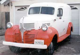 S & D Auto >> Oldtimer gallery. Trucks. Dodge.